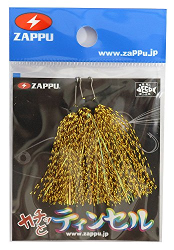 Zappkatit Tinsel Normal gold