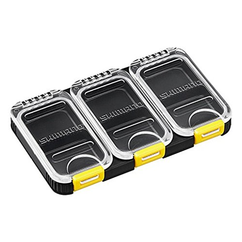 Shimano staff case 60 CS-002Q black 2 frames
