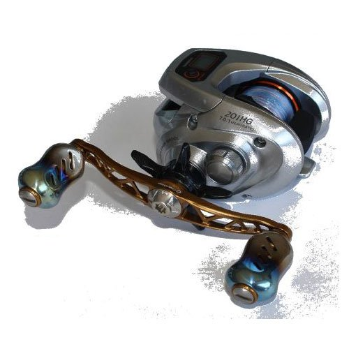 Opa Design Custom Handle COCF-DL Daiwa / Ab Left (Reel body is not included.)