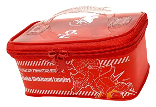 Dress (DRESS) Evangelion / DRESS Tackle clear case No. 2 (red)