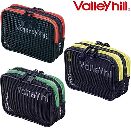 Valleyhill Mesh Pouch L Orange