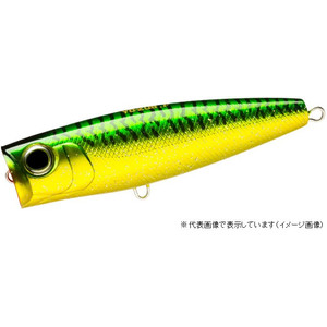 Duel Hydro Popper 120 mm Green McCullrell