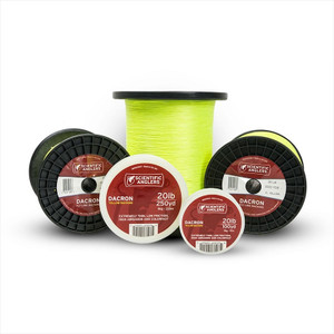 Tiemco (Scientific Anglers LLC) SA backing line 100 YD 30 LB YLW