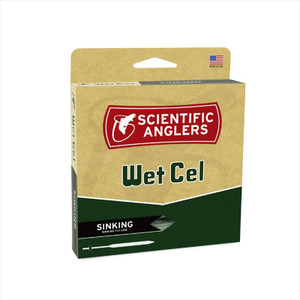 Tiemco (Scientific Anglers LLC) SA wet cell clear inter WF 5 I 112222
