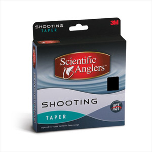 Tiemco SA Shooting Taper Short R Type STS-R Type 2 350 Grain