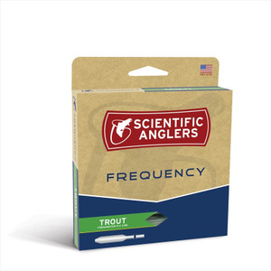 Tiemco (Scientific Anglers LLC) SA Frequency Trout WF 5 F Orange