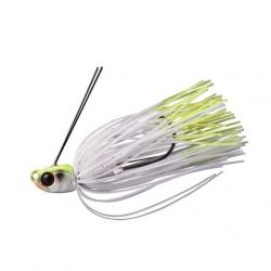 Jackal Bee Crawl Swimmer 1/4 oz Chart Back Pearl