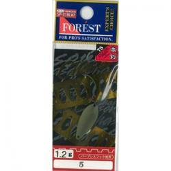 Forest Chaser 1.2g 19TS intense fishing color No. 5