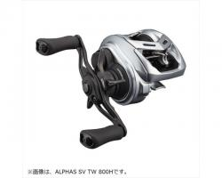 Daiwa 21 Alphas SV TW 800XH (Right handle)