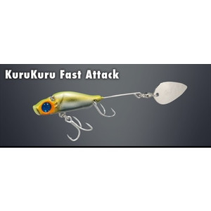 Wild path Kurukuru First Attack 28 g KuruKuru Fast Attack 03: Otohime