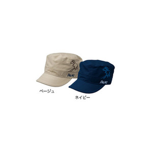 Anglers Republic AR Palms Work Cap Beige