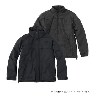 North Face NP 61637 Mcal Trichramate Jacket M K (Black)