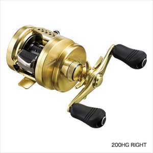 Shimano Calcutta Conquest 100 HG (right)