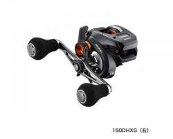 Shimano 20 Barchetta F Custom 150DHXG (Right handle)