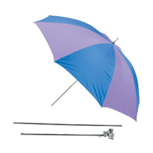 Promarin AHK001 Wide umbrella with vice power 125cm
