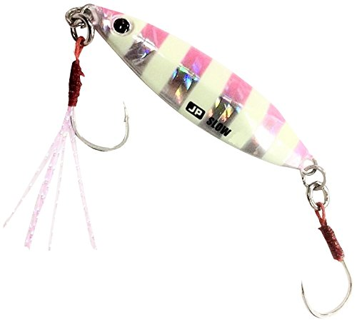 Major Craft Jig Para Short Slow-model 15 g JP SLOW-15 # 026 Zebra Pink