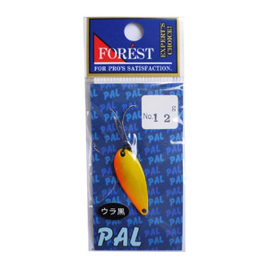 Forest pal 2.5 g 12 second yellow 2