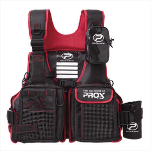 Prox PX399SKR Floating Game Best for Adults S Black / Red