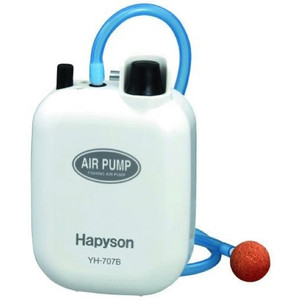 HappiSON dry battery type air pump YH-707B