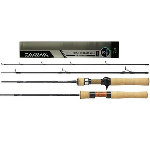 Daiwa Wise Stream 50 TUL